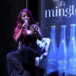 Reality TV Star K. Michelle Tells Off Bossip Blogger