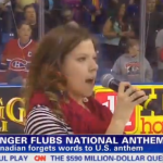 Most Hilarious Flub Of US National Anthem