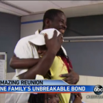 Girl Reunited With Family After 9 yrs